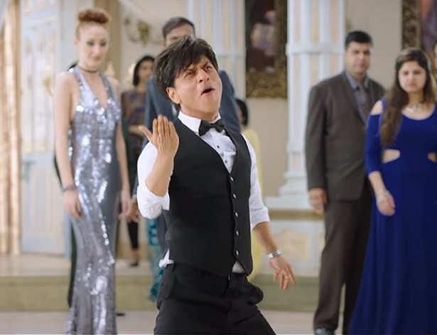 Shah Rukh Khan, Sridevi
