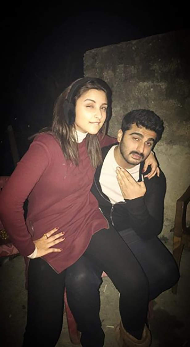 Parineeti Chopra and Arjun Kapoor to star together in a film called Namastey England