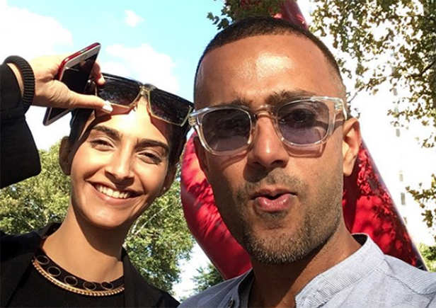 It's confirmed! Sonam Kapoor to tie the knot with boyfriend Anand Ahuja this summer