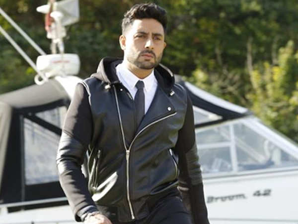 Abhishek Bachchan upset with his Housefull director?