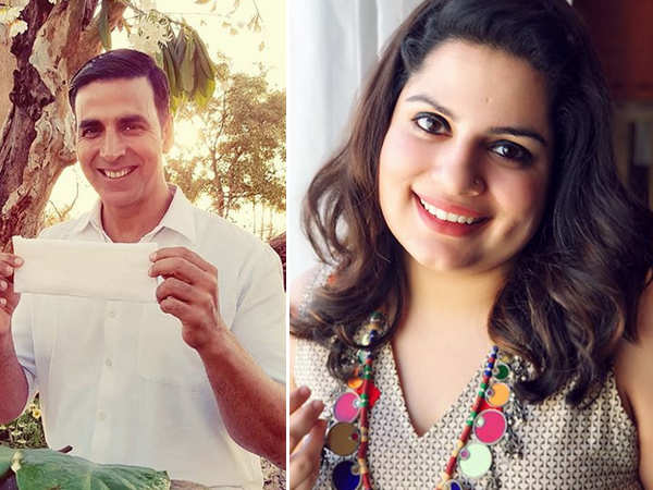 Shocking! Mallika Dua takes a dig on Akshay Kumar's PadMan challenge