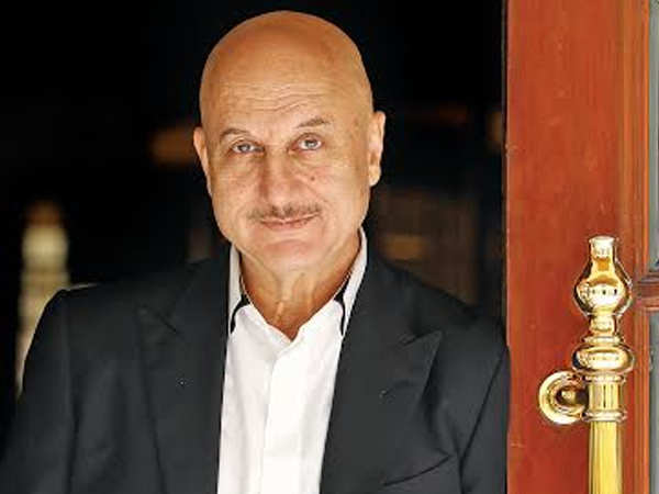 Filmfare Exclusive! Never Stop Believing - Anupam Kher