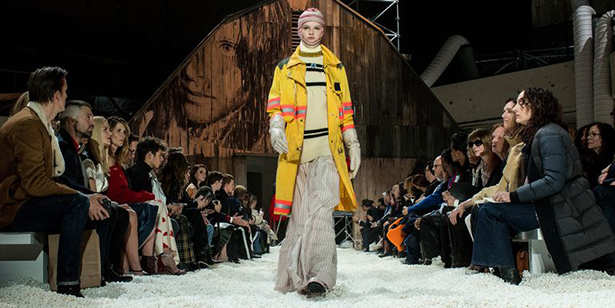 From Feminist Movements to Popcorn Runways: The Highlights from NYFW 2018