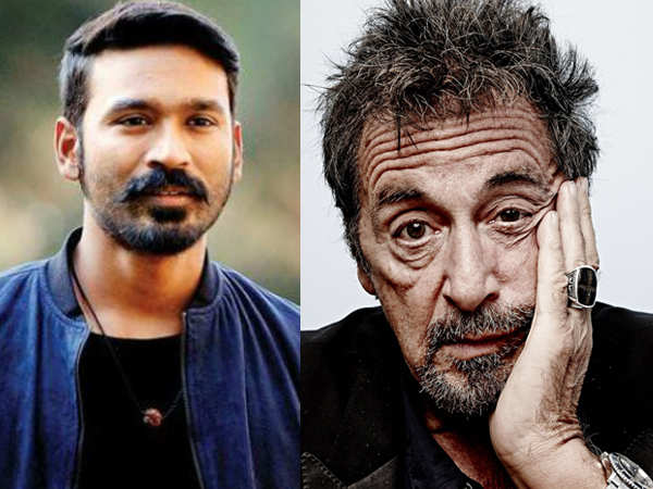 Exclusive: It's confirmed! Al Pacino to star in Dhanush's next