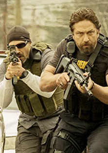 moive review den of thieves