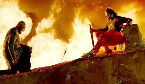 Padmaavat and Baahubali 2