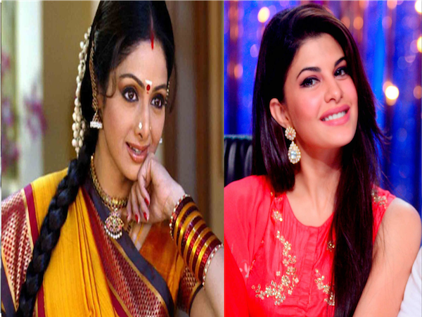 Watch: Jacqueline Fernandez pays a musical tribute to Sridevi