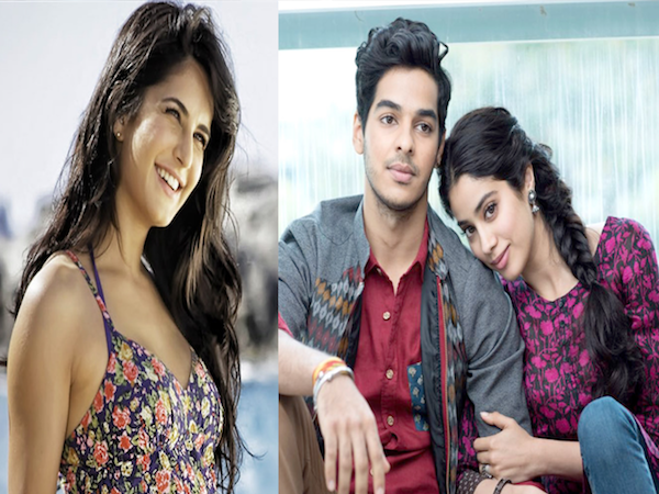 Here's what Katrina Kaif had to say for Janhvi Kapoor and Ishaan Khatter