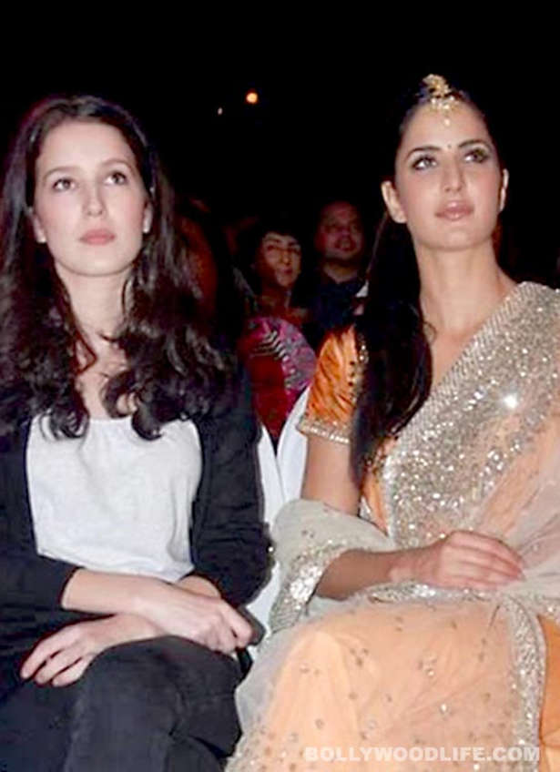 Katrina Kaif's sister Isabelle Kaif all set to make her ...