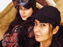 Katrina Kaif's sister Isabelle Kaif all set to make her Bollywood debut with Time To Dance