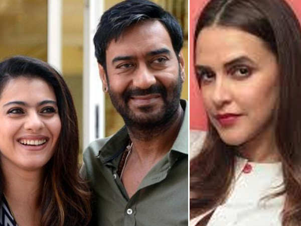 Neha Dhupia to feature in Ajay Devgn's next?