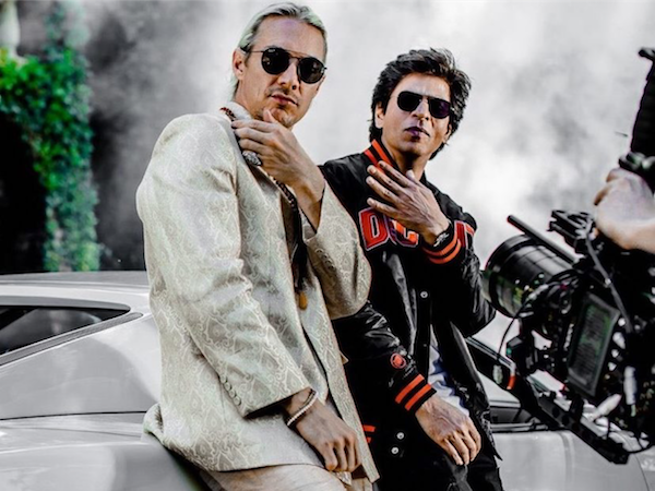 Shah Rukh Khan has the coolest reply to Diplo's invitation for his Pune concert