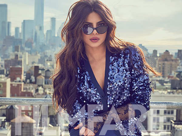 "Confessions of a Global Queen: ""I'm too ambitious and I'm Priyanka Chopra."""