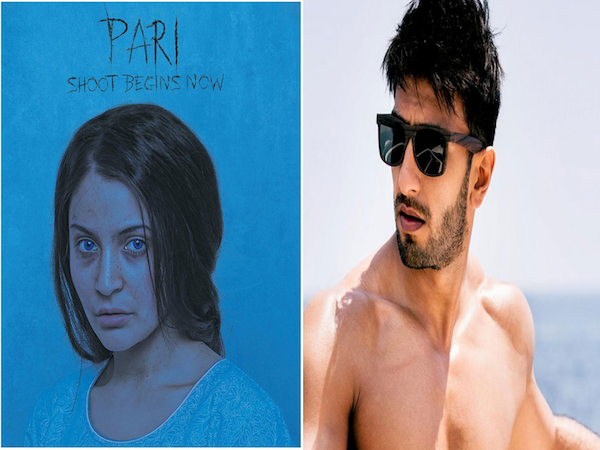 You cannot miss Ranveer Singh's reaction to Anushka Sharma's Pari teaser