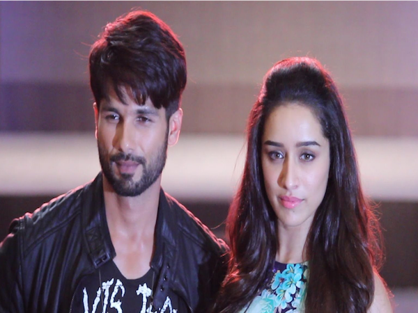 Shahid Kapoor and Shraddha Kapoor opt stay in a hut instead of a five-star hotel