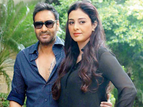 Exciting! Tabu and Ajay Devgn to come together on-screen once again