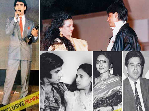 Terrific 25 moments of Filmfare Awards ever