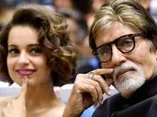 Exclusive! Amitabh Bachchan and Kangana Ranaut to come together for R Balki's next