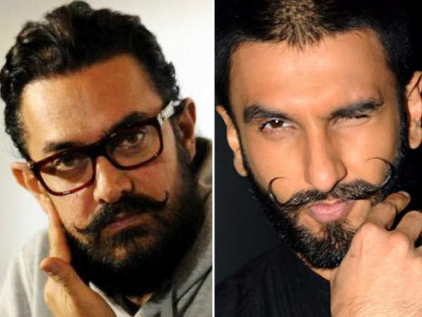 Aamir Khan and Ranveer Singh to work together soon