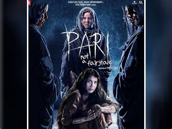 Check out the latest poster of Anushka Sharma's upcoming thriller Pari