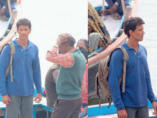In Pictures! Check out these new pictures from the sets of Hrithik Roshan starrer Super 30