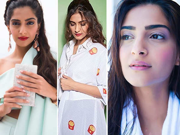 No one does these 7 make-up trends better than Sonam Kapoor