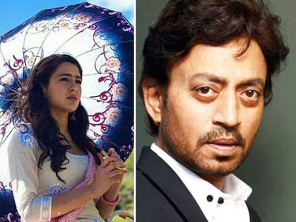 Will Sara Ali Khan star alongside Irrfan Khan in the sequel of Hindi Medium?