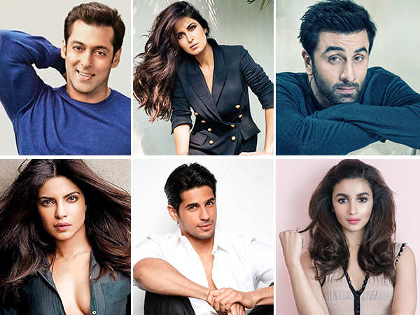 Valentine's Day Special: 10 Hottest Singles in Bollywood