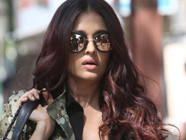 Aishwarya Rai Bachchan's first look from Fanne Khan is all things hot