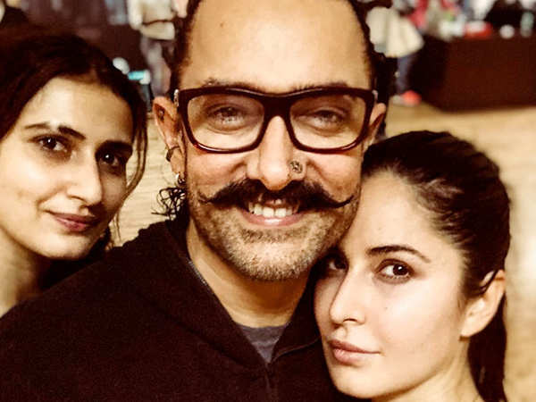 Katrina Kaif shares her special diet food with Fatima Sana Shaikh