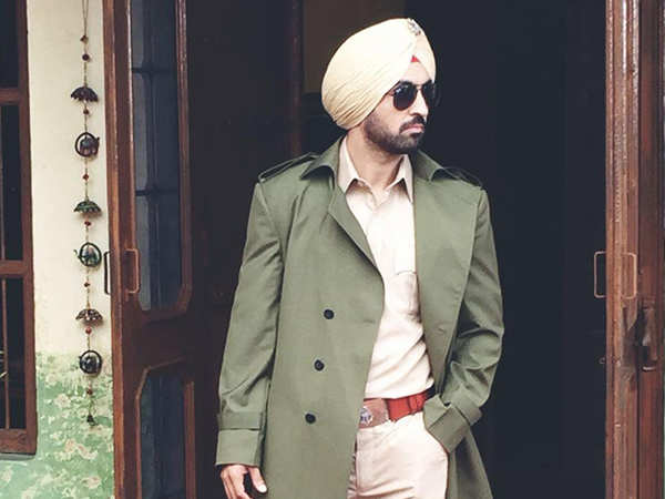 Exclusive! Diljit Dosanjh returns as cop in the  first look from Arjun Patiala