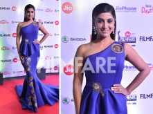 In Pictures: Rukmini Maitra makes heads turn at the Jio Filmfare Awards (East) 2018