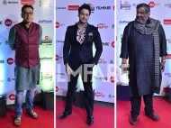 Anupam Roy, Yash Das Gupta and Kaushik Ganguly attend the Jio Filmfare Awards (East) 2018