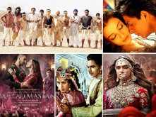 Here are 10 of the best period dramas made in Bollywood
