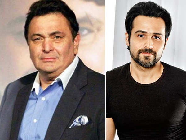 Rishi Kapoor and Emraan Hashmi to collaborate for a crime thriller