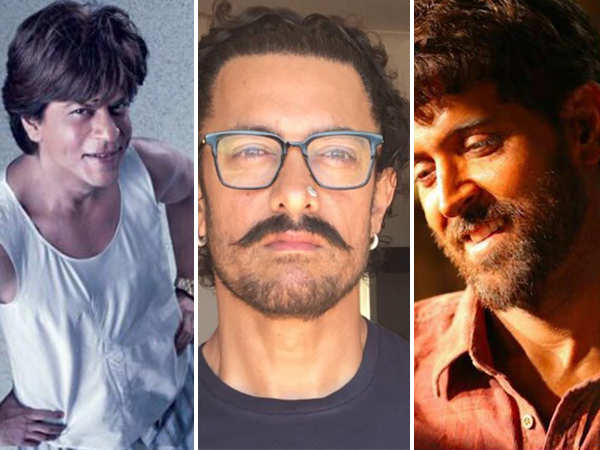 Here's what is common between Shah Rukh's Zero, Aamir's Thugs of Hindostan and Hrithik's Super 30