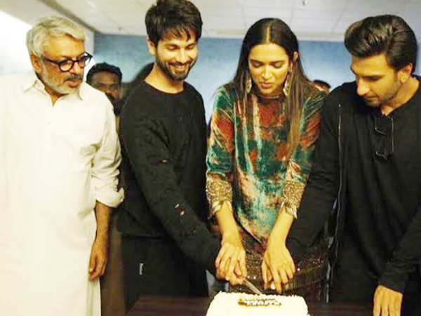 Here's how the cast of Padmaawat will celebrate the success of the film