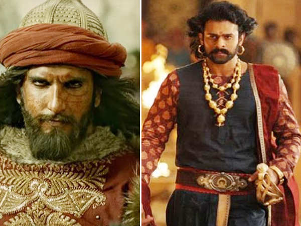Huge! Padmaavat becomes the second film after Baahubali 2 to cross the $3 million mark in Australia