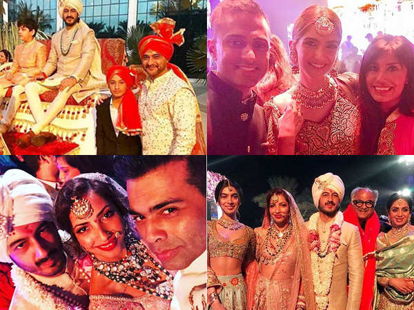 All the inside photos & videos from Mohit Marwah and Antara Motiwala's dreamy wedding