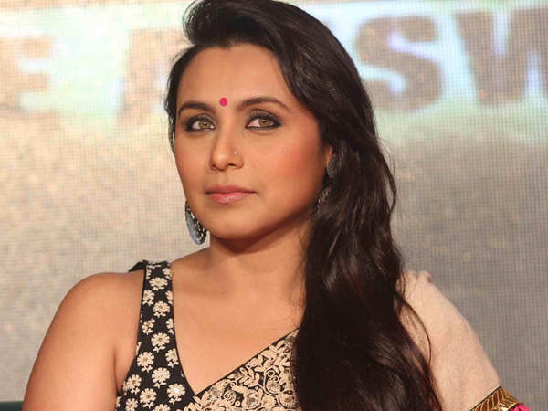 "Rani Mukerji says ""When we try to teach Adira something, she gets very upset"""