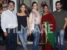 In Pictures: Sisters Malaika Arora and Amrita Arora celebrate their father's birthday