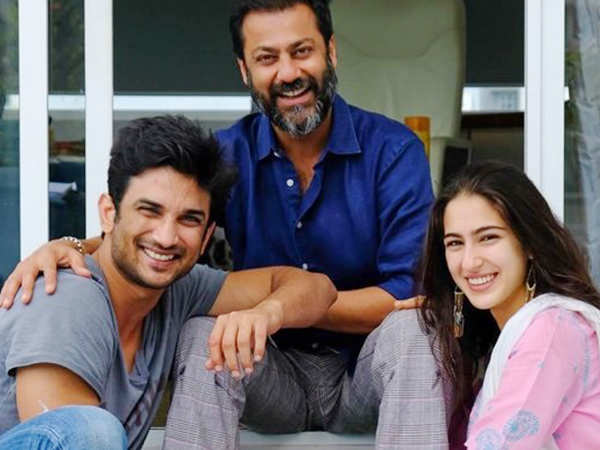 Sara Ali Khan and Sushant Singh Rajput's Kedarnath finally hits the floor again!