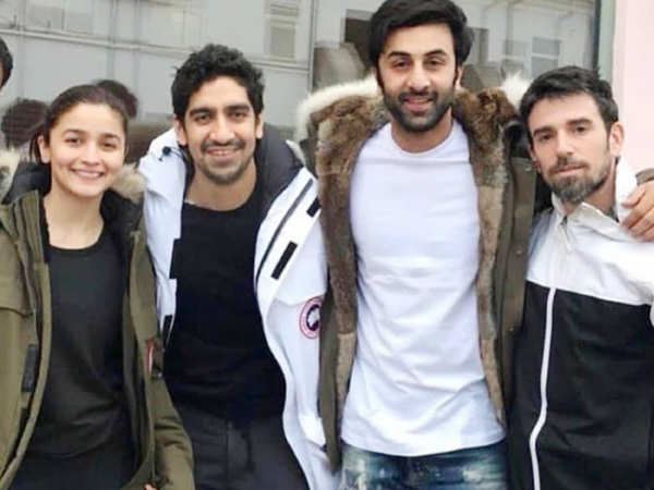 Ranbir Kapoor and Alia Bhatt will start shooting for Bhramastra soon