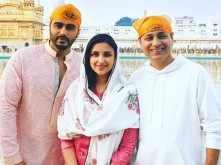Arjun Kapoor and Parineeti Chopra begin shooting for Namastey England
