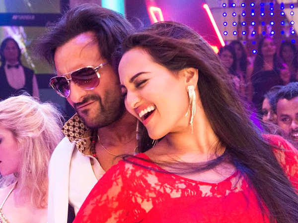Sonakshi Sinha will make a cameo in in Saif Ali Khan and R.Madhavan's next
