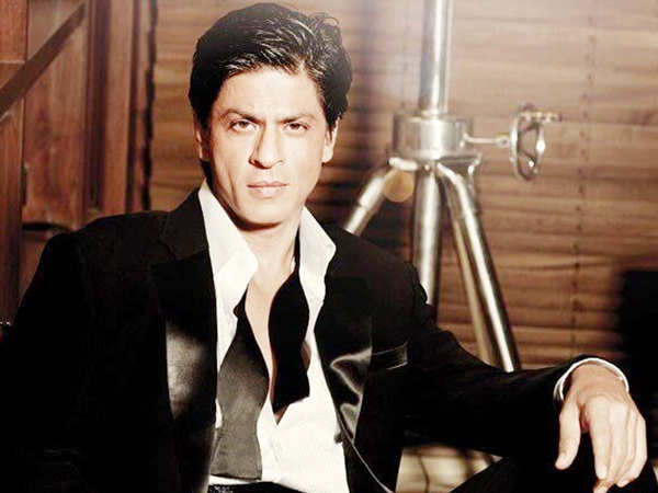 40 questions with Shah Rukh Khan