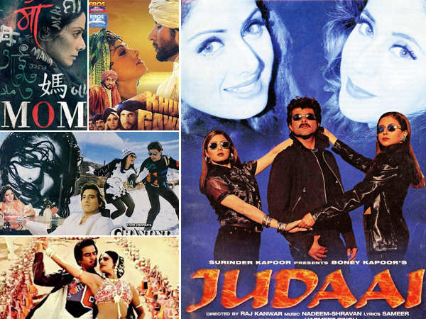 Sridevi's best films in Bollywood