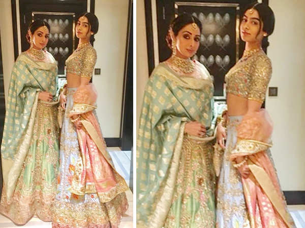 Last video: Sridevi looked breathtakingly beautiful just two days before her demise