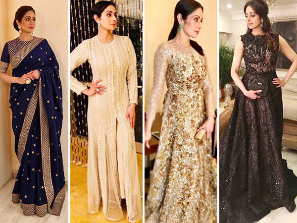 In memory: Here are 54 pictures that prove Sridevi was the ultimate fashion icon of all time