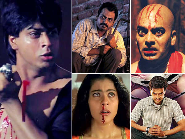 We list down 5 times Bollywood actors aced the role of psychopaths